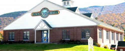 Lincoln NH Town Hall